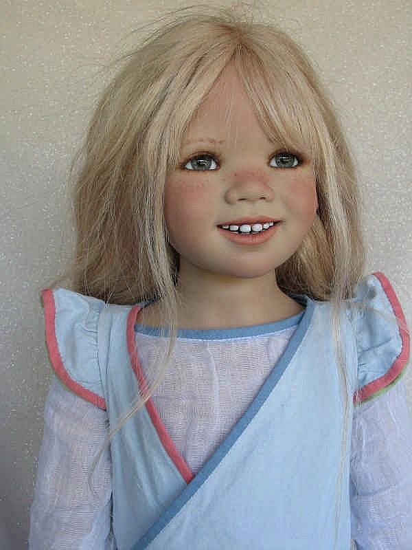 All Original 2007 Annette Himstedt Quot Milla Quot Doll