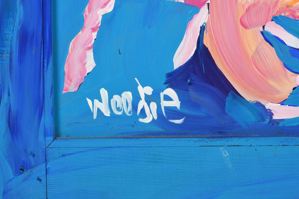 """WOODIE LONG: """"ANGELS"""""""