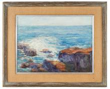 JOHN CARL DOEMLING (1892-1955): LAGUNA SEASCAPE