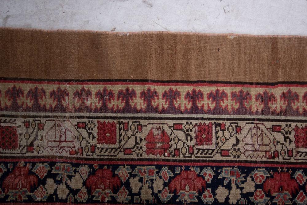 SERAB CAMEL HAIR CARPET