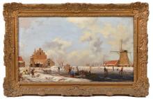 Reginald Ernest Arnold Oil Painting