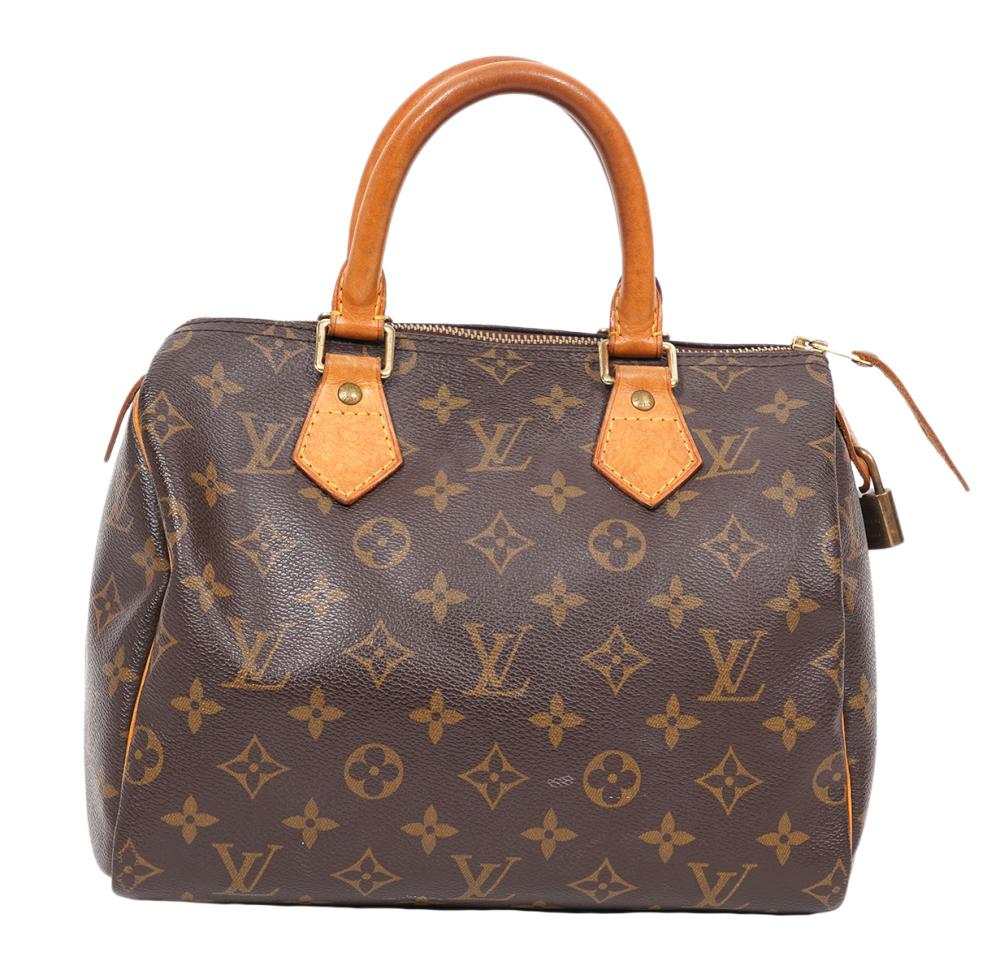 Louis Vuitton Monogram Speedy 25 2005