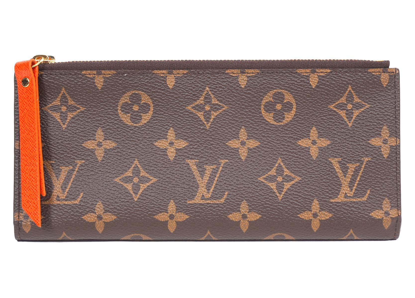 Louis Vuitton Monogram Adele Wallet