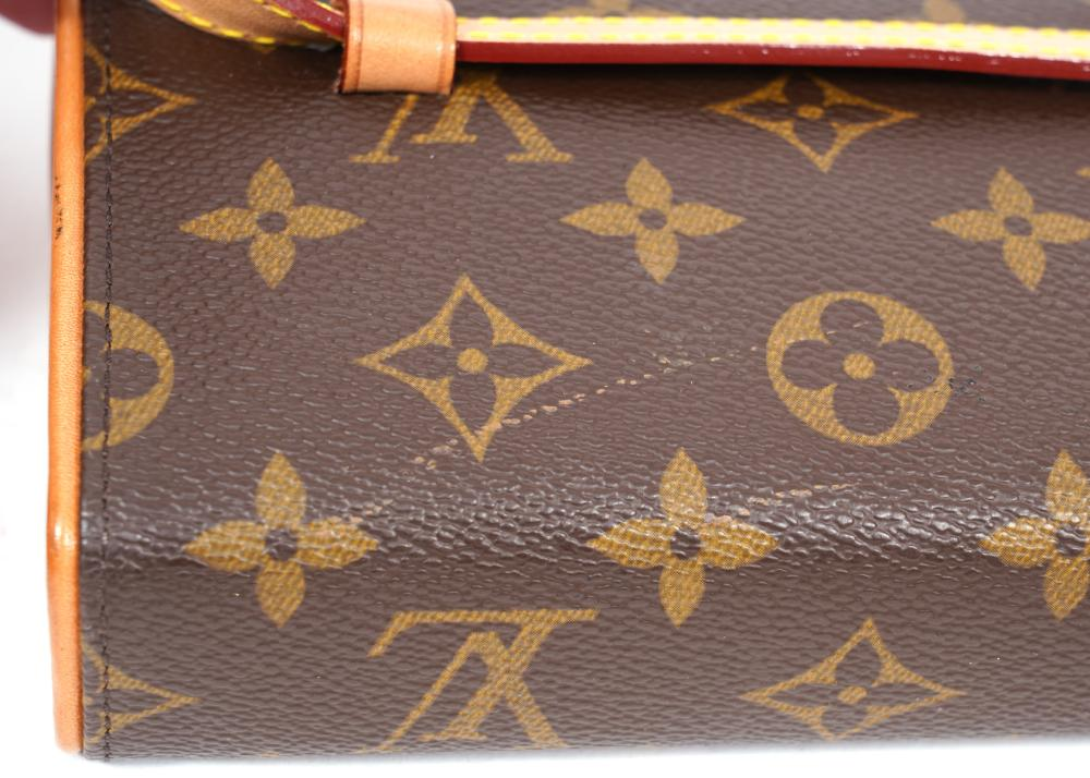 Louis Vuitton Monogram Florentine Belt Bag 2003