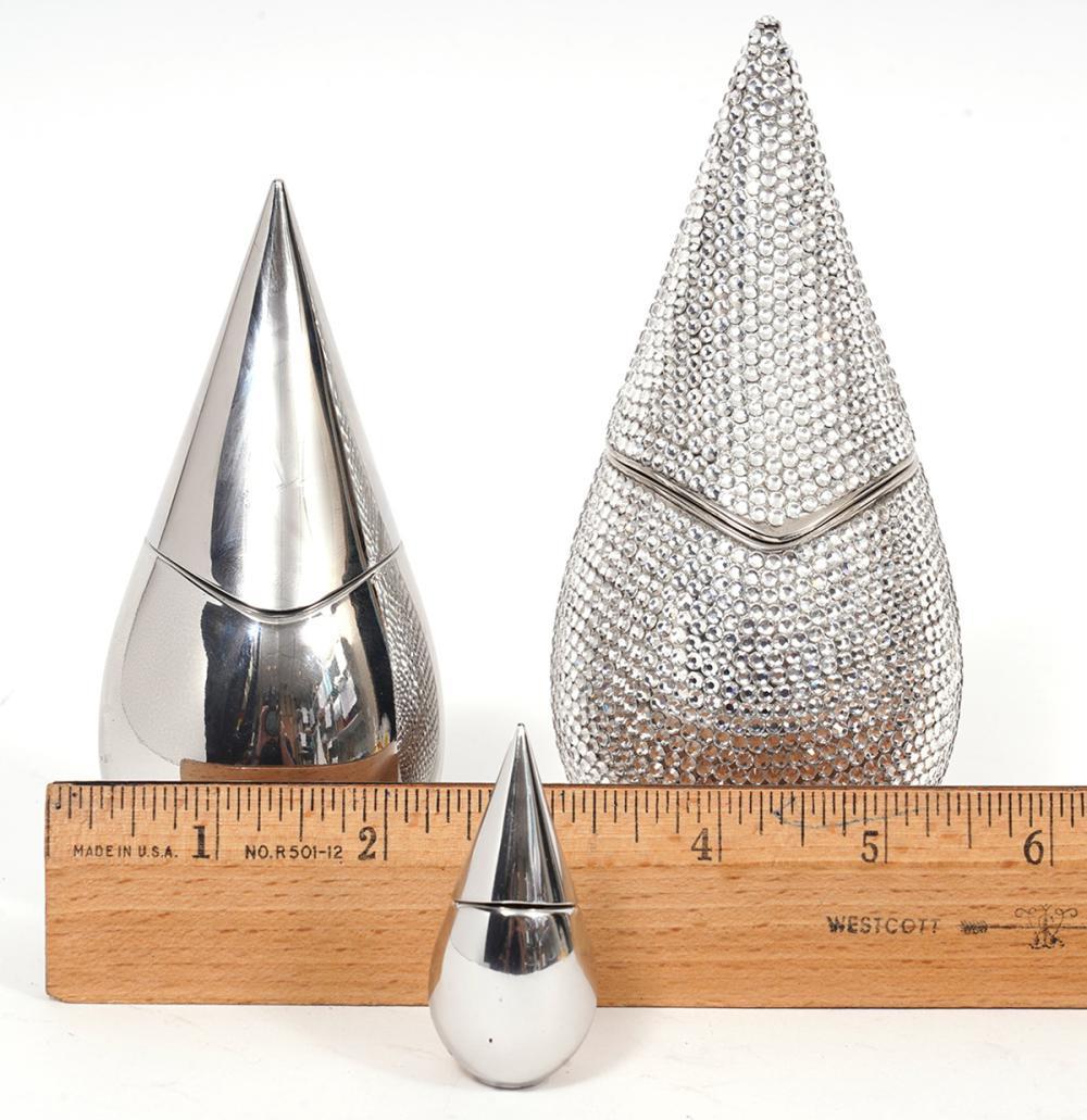 3 Silver Rain 'Brilliance' Fragrance La Prairie
