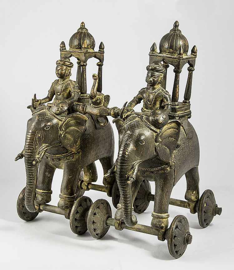 portable bronze chariot altar the first part of this ritu. Black Bedroom Furniture Sets. Home Design Ideas