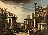 MARCO RICCI - Roman Forum, Marco Ricci, €8,000