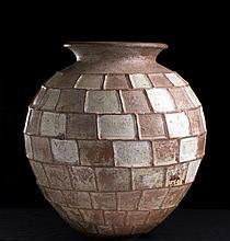 Grande olla in stile orientalizzanteEtruria, VII secolo a.C.
