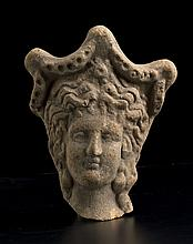 Testa femminileMagna Grecia, III secolo a.C.