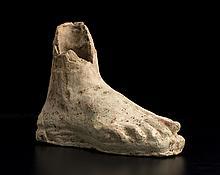 Piede votivoItalia centrale, III secolo a.C.