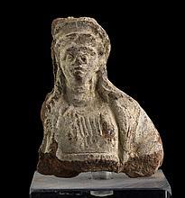 Busto di IsideEgitto romano, I - II secolo d.C.