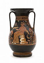 Pelike a figure rosseApulia, IV secolo a.C.