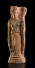 Statuetta di DemetraItalia meridionale, IV secolo a.C.