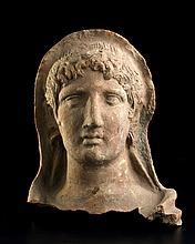 Ritratto votivoItalia centrale, II secolo a.C.