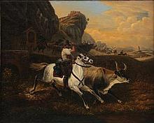 Emile Jean Horace Vernet Parigi 1789 - 1863