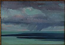 Virgilio Simonetti Roma 1897 - 1982 Paesaggio