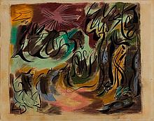 ANDRE' MASSON Balagny 1896 - Paris 1987 Sans