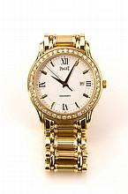 18K GOLD WRISTWATCH - PIAGET REF. 24001 M 501 D
