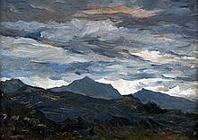 ATTILIO SIMONETTI - Apuane Alps, 1914