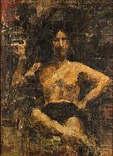 Antonio Mancini 1852-1930