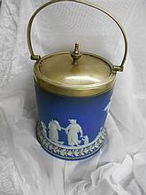 Wedgewood Jasperware Ice Bucket