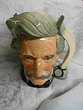 Royal Doulton Toby Mug Mark Twain
