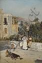 GIUSEPPE GIARDIELLO (ITALIAN, 1877-1920), A, Giuseppe Giardiello, Click for value