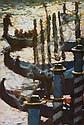 MARK ALUN ROWBOTHAM (b. 1959), THE GONDOLAS,, Mark Rowbotham, Click for value