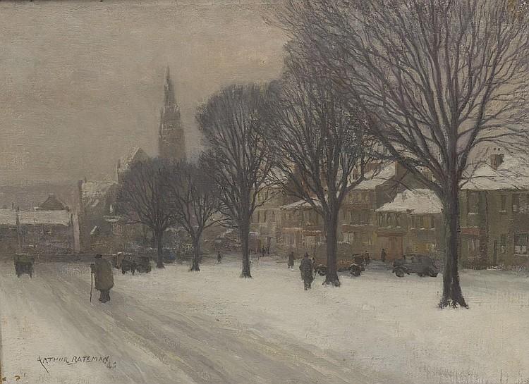 ARTHUR BENJAMIN BATEMAN (1883-1970),