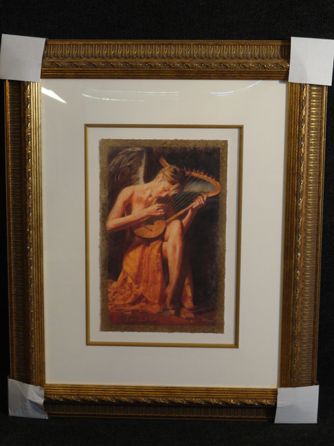 Tomasz Rut Fidica Giclee 2004 hand signed and numbered