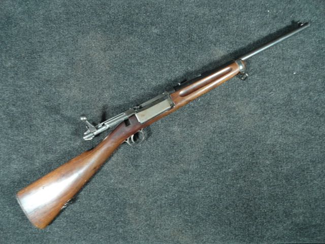 Krag Carbine .30-40 17-1/2 Barrel Rifle SN-52174 nice gun