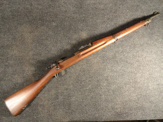 "1903 Rock Island .30-06 Springfield caliber w/ 24"" barrel original condition w/ good bore"