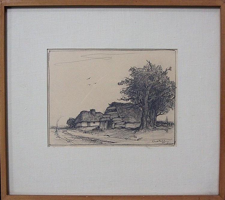 Baksteen Dirk (° Rotterdam 1886 - Antwerpen 1971)