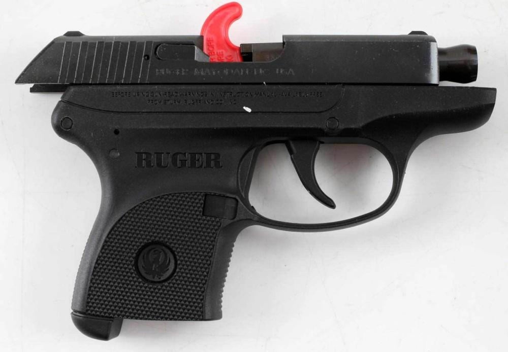 RUGER LCP 380 AUTO CONCEAL POCKET PISTOL