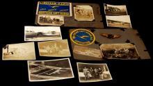 1926 LUFTHANSA  AIRLINE PASSENGER PHOTO & EPHEMERA