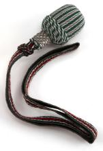 WWII GERMAN THIRD REICH POLICE NCO BAYONET KNOT