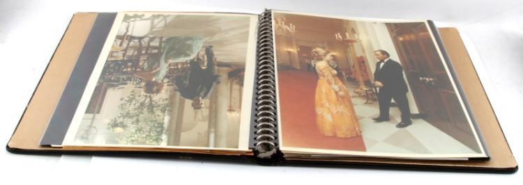 REX SCOUTEN WHITEHOUSE CURATOR 1979 PHOTO ALBUM
