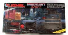 LIONEL MIDNIGHT SHIFT ELECTRIC TRAIN SET IN BOX
