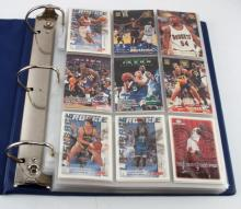 270 COLLECTIBLE BASKETBALL TRADING CARDS 80S 90S