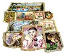 MARGOT DE PARIS NEEDLEPOINT COLLECTION OF 11