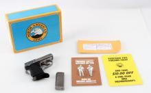 NORTH AMERICAN ARMS GUARDIAN 32 ACP HANDGUN W BOX