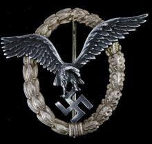 WWII GERMAN & AMERICAN MILITARY AUCTION