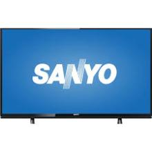 SANYO 50 INCH TELEVISION FW50D6F WITH REMOTE