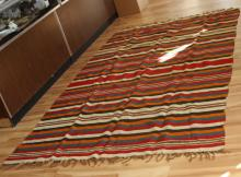 VINTAGE NATIVE AMERICAN SERAPE SHOULDER BLANKET