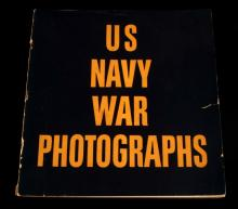 US NAVY WAR PHOTOGRAPHS PEARL TO TOKYO HARBOR