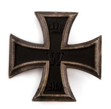 WWI GERMAN REICH IRON CROSS 1ST CLASS BADGE