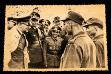 PHOTO OF HITLER FROM RUSSIAN ARCHIVES