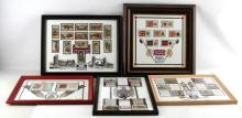 WWI AND WWII TOBACCO AND CIGARETTE CARD LOT OF 40+
