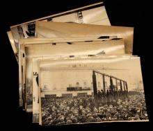 16 WAR CRIMINAL HANGING PHOTOS UKRAINIAN ARCHIVES