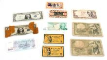 US & WORLD CURRENCY LOT STAR NOTE GERMAN NOTES